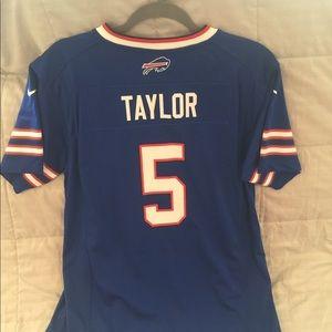 Nike Shirts & Tops - Buffalo Bills Taylor #5 Youth Jersey